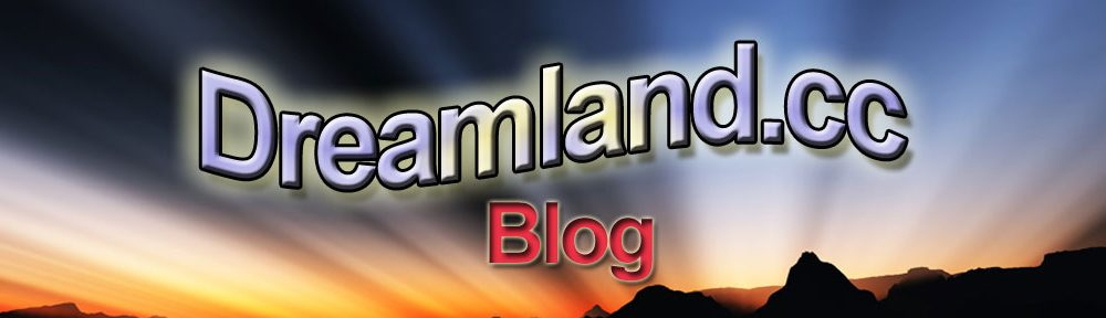 Dreamland-Blog